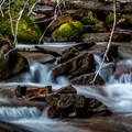 West Brush Creek.- West Brush Creek Trail Hike