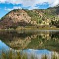 Sylvan Lake.- Sylvan Lake Loop Trail