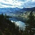 Lake Chelan.- Purple Pass Hiking Loop