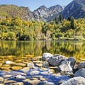 Autumn in the Wasatch, Bell's Canyon Trail.- Bells Canyon Trail Hike