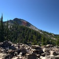 Sawtooth Mountain.- Sawtooth Mountain + Indigo Lake Hike