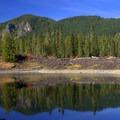 Linton Lake.- Linton Lake Hike
