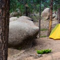 Some great camping sites are scattered along the access road as well.- Buffalo Campground