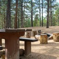 Peaceful, serene nature at its best.- Buffalo Campground
