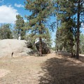 Another great backcountry site close to here.- Buffalo Campground