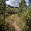 Gore Creek Trail.- Gore Lake Hike via the Gore Creek Trail