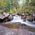 Gore Creek.- Gore Lake Hike via the Gore Creek Trail