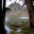 Gore Lake.- Gore Lake Hike via the Gore Creek Trail