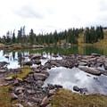 Gore Lake. - Gore Lake Hike via the Gore Creek Trail