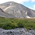 Mount Sheridan (13,748 ft).- Mount Sherman Hike via Iowa Gulch