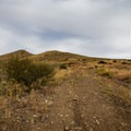 The hike to Peavine Peak.- Peavine Peak Hike on Peavine Mountain