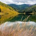 Beautiful Sylvan Lake.- Sylvan Lake Loop Trail