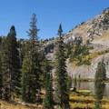 Hiking the Lake Mary Trail.- Lake Mary, Lake Martha + Lake Catherine via Catherines Pass Trail