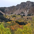 Mount Raymond (10,241 ft) is easily accessed from the trail.- Butler Fork Trail Hike