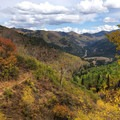 Not too long from here before you reach Circle All Peak lookout.- Butler Fork Trail Hike