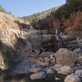 Fifth Water Hot Springs.- Fifth Water Hot Springs