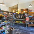 The general store.- The Conestoga Ranch