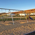 Playground for the kids.- The Conestoga Ranch