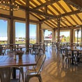Open for breakfast.- The Conestoga Ranch