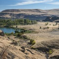 Columbia Hills Historical State Park.- Columbia Hills Historical State Park