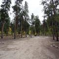Parry Peak Campground.- Parry Peak Campground