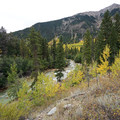 Lake Creek.- Parry Peak Campground
