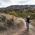 "Some of the best features here are the ""down only"" singletrack.- Corner Canyon Trail System"