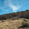 This is where the journey began: your climb up to Mary's Loop.- Kokopelli Loops Mountain Bike Trails: Horsethief Bench
