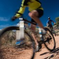 This is a popular place especially on the weekends.- Kokopelli Loops Mountain Bike Trails: Horsethief Bench