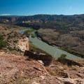 Evidence of the millennia it took to carve out this section of heaven.- Kokopelli Loops Mountain Bike Trails: Mary's Loop