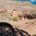 Amazing views abound.- Kokopelli Loops Mountain Bike Trails: Steve's Loop