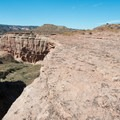 Amazing views from every angle while riding in this tranquil place.- Kokopelli Loops Mountain Bike Trails: Steve's Loop
