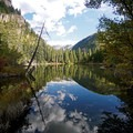 Lizard Lake. - Crystal Mill