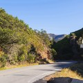 Much of the road has only a slight incline.- Emigration Canyon Road Cycling