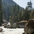 The Green River.- Nairn Falls Hike