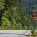 Nairn Falls Provincial Park Entrance.- Nairn Falls Hike