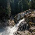 Lower Nairn Falls.- Nairn Falls Hike