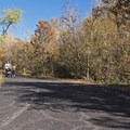 This is a popular walk, as well.- City Creek Canyon Road Cycling