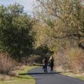 Walking or riding, everyone loves this trail.- Jordan River Parkway Road Cycling