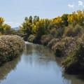 The Jordan River.- Jordan River Parkway Road Cycling