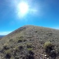 The final ascent to the summit of Big Mountain.- Big Mountain Summit Hike
