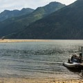Alouette Lake in Golden Ears Provincial Park.- Gold Creek Campground