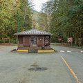 Self registration during the winter season.- Gold Creek Campground