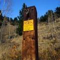 Potable water at Cottonwood Lake Campground.- Cottonwood Lake Campground