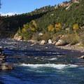 Arkansas River. - Arkansas River Trail Hike