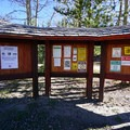 Campground information. - Fulford Cave Campground