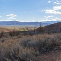 Riding the Dutch Hollow Trail System in Wasatch Mountain State Park.- Dutch Hollow Trail System Mountain Biking
