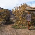 Trailhead.- Dutch Hollow Trail System Mountain Biking