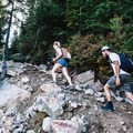 Hiking the Eagle Bluffs Trail.- Eagle Bluffs Hike, Cypress Mountain