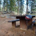 A great spot to camp and ride.- Kelsey Campground
